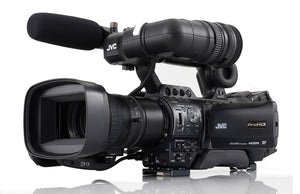 JVC Studio/ENG IP camcorder, Fujinon 17x lens with 3G/4G/LTE/Wifi/FTP/Remote & Live Streaming