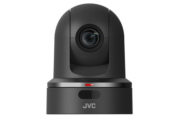 JVC KY-PZ100BEBC Pan-Tilt Camera , black , with Broadcast Overlay Function Black