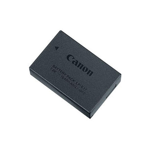 Canon LP-E17 Li-Ion Rechargeable Battery Pack LP - E17 - EOS M3 / 750D / 760D / M5 / 800D / M6