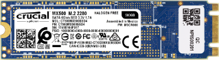 Crucial MX500 1000GB M.2 2280DS SSD