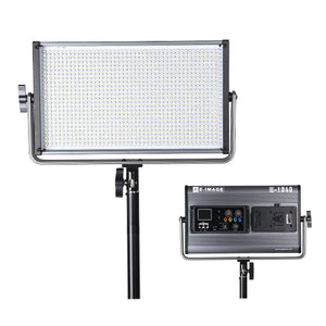 E-Image E-1040 (Dimmable & Colour Change Dials) LED light, 1040PCS, 60W, 4100Lux@1m, 12000Lux@0.5m