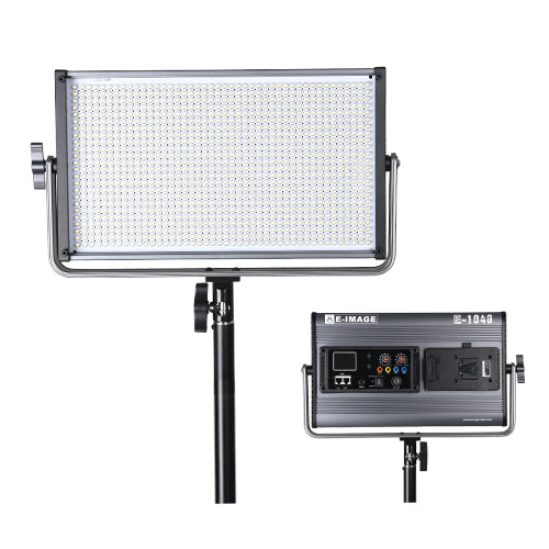 E-Image E-1040 Bi-color LED light, 1040PCS, 60W, 4100Lux@1m, 12000Lux@0.5m