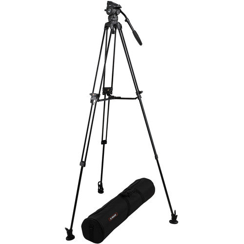 E-Image EG06C2 Video Tripod Kit with GH06 head & GC752 legs