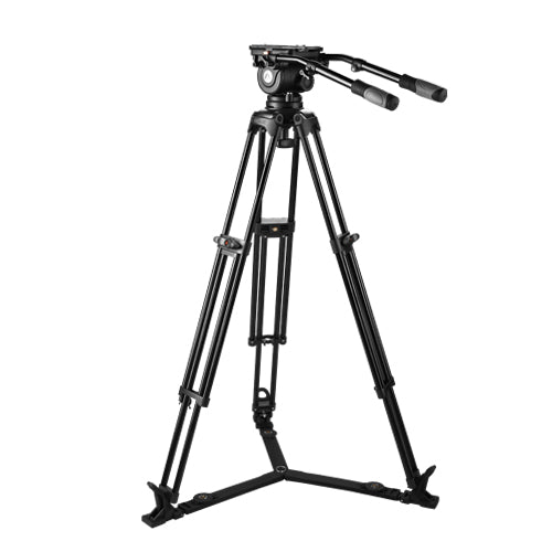 E-Image EG20A Video Tripod GH20 head & GA101 legs
