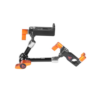 "E-Image EI-A46L 9"" Monitor Arm With Extra Two Parts"
