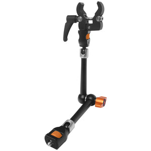 "E-Image EI-A77K 11"" Micro Arm Kit With Anti-Rotation+Clamp"