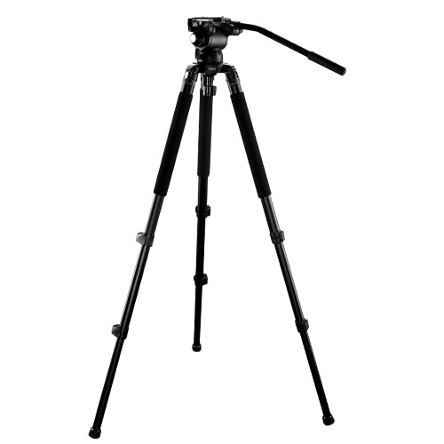 E-Image GH03+760AT Video Tripod Kit GH03 head & 760AT legs