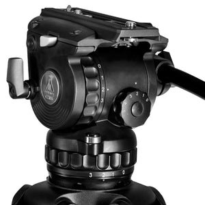 E-Image GH06 Fluid Head (75mm) with max payload 6kgs