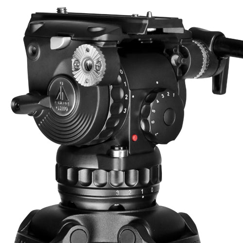 E-Image GH10 Fluid Head GH10 (75mm) with max payload 10kgs
