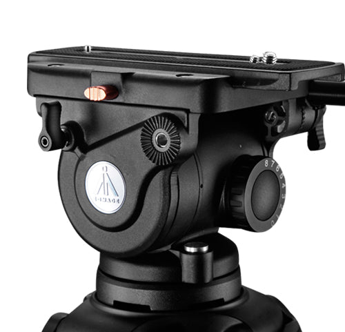 E-Image GH20 Fluid Head (100mm) with max payload 20kgs