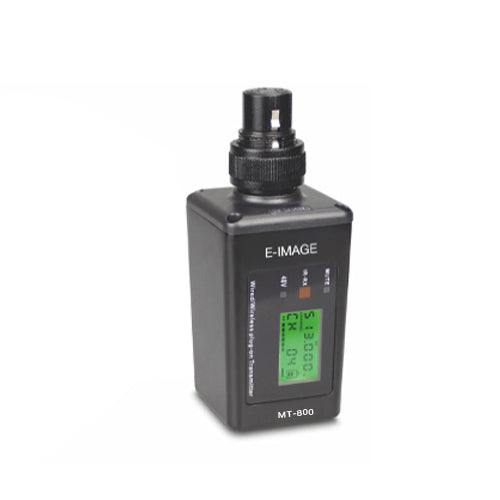 E-Image MT-800 UHF Wireless Plug-On Transmitter