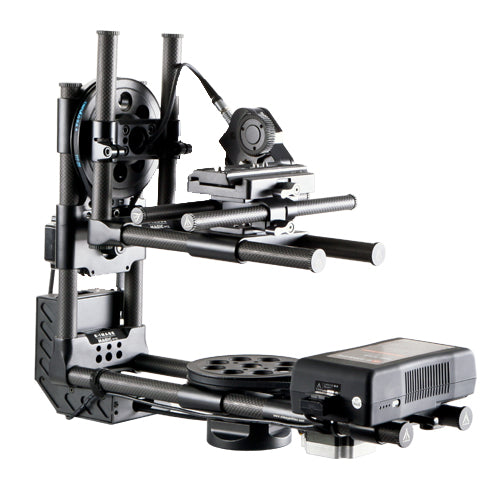 E-Image PT-S2 Pan & Tilt head (Payload-8kg) control by mobile phone with software free download from APP store or Android