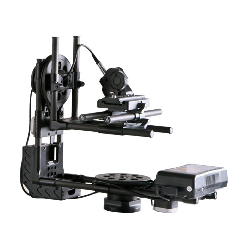 E-Image PTZ-S4 4-Axis Magic PTZ in SMALL size (payload-8kg, pan/tilt/zoom, including Magic Controller and Magic Motor)