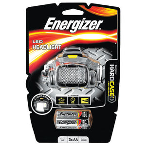 Energizer Vision HD+ Focus Headlight (315) incl. 3x AAA