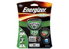 Energizer Vision HD+ Headlight (250 lumens) incl. 3x AAA