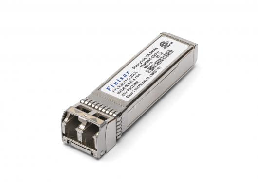 Finisar 10GbE 850nm Multimode Datacom SFP+ Transceiver