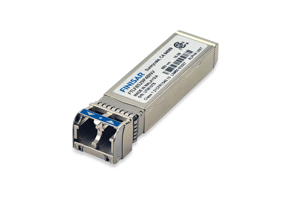 Finisar 16Gb Fibre Channel 100m Extended Temperature SFP+ Optical Transceiver