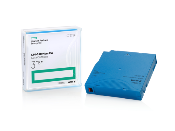 HPE LTO-5 Ultrium 3TB RW Data Cartridge