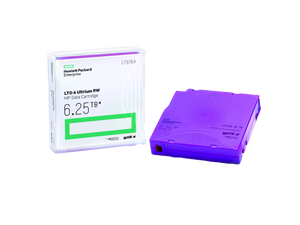 HPE LTO-6 Ultrium 6.25TB MP RW Data Cartridge