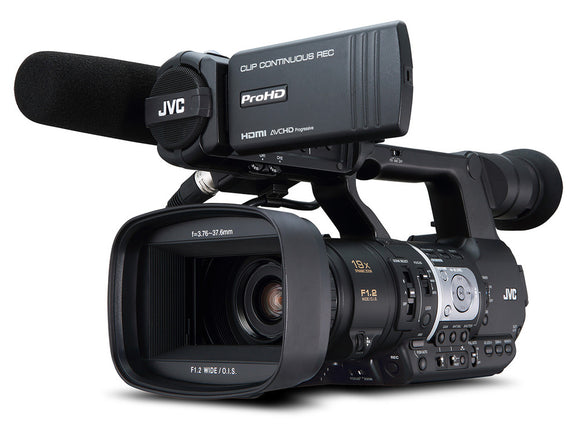 JVC JY-HM360E HD Video Camera