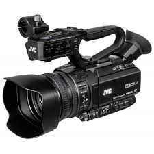 JVC GY-HM170E (GYHM170E) 4K/HD Single CMOS Handheld Camera