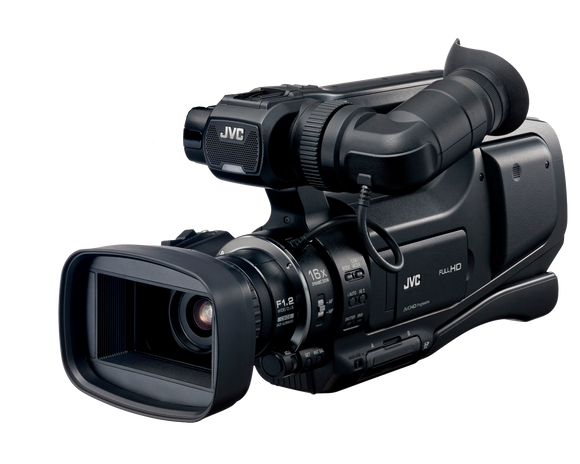 JVC GY-HM70E (GYHM70E) ProHD 1x1/2/Shoulder Mount HD Camera