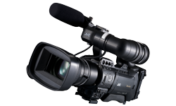 JVC GY-HM850 (GYHM850) ProHD 3X1/3/FULL HD ENG/Studio Camera