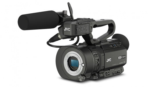 JVC GY-LS300CHE (GYLS300E) 4K/HD Super 35mm Camera
