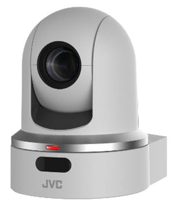 JVC KY-PZ100BEBC Pan-Tilt Camera , black , with Broadcast Overlay Function White