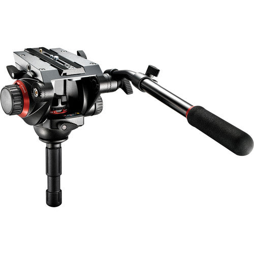 Manfrotto 504HD Head/546GB/ 100PN Bag TriPod Kit