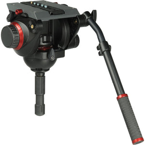 Manfrotto 509 Head/545 TriPod & 100PN Bag TriPod Kit