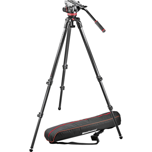 Manfrotto Kit MVH502A + 535 + BAG (Padded) MVK502C-1