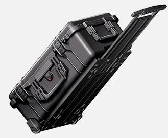 Streamstar Pelicase, Hard Case for Streamstar CASE 500 and 510 for simple and safe transportation.