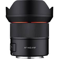 Samyang AF 14mm F2.8 RF Lens for Canon RF