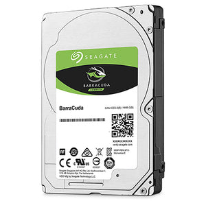 "Seagate 2.0TB Barracuda HDD 2.5"" - SATA III - 6Gbps With 128MB Cache"
