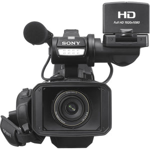 "Sony HXR-MC2500E (HXRMC2500E) Shoulder Mount 1/4"" Full HD Camera"