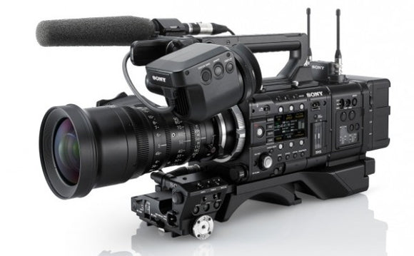 Sony PMW-F55 (PMWF55) Super 35mm Ful HD 4K CMOS Sensor HD/2K/4K Camera