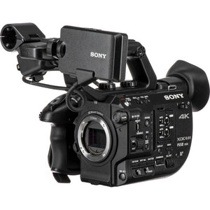 Sony PXW-FS5M2 4K Compact Super35mm CMOS with E-mount Lens Mount