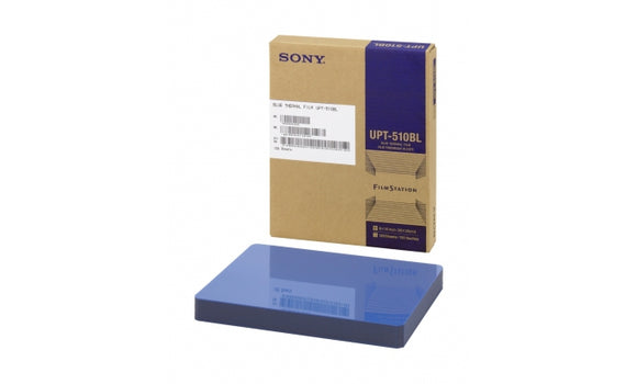 Sony UPT-510BL 8x10 Film Media For Up-Df550