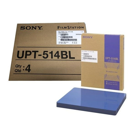 Sony UPT-514BL 11x14 Film Media For Up-Df550