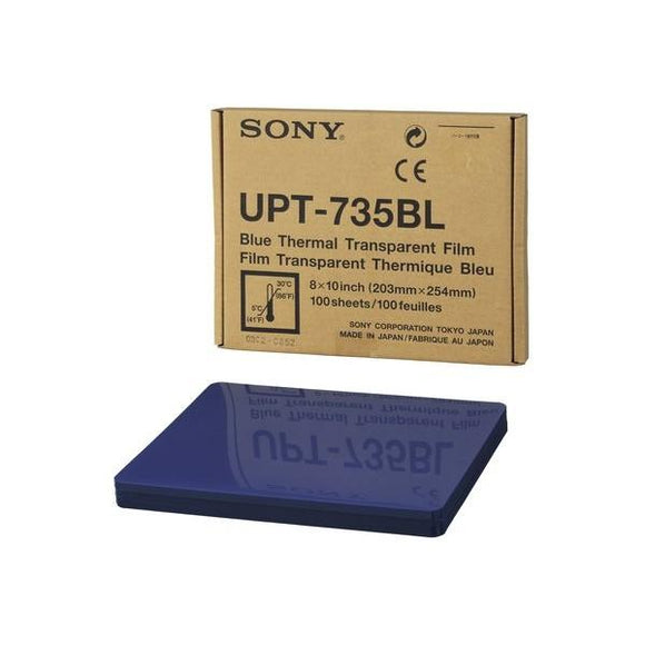 Sony UPT-735BL Blue Thermal Film For Up-D71xr