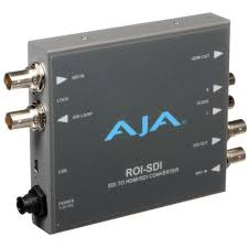 AJA ROI-DP (ROIDP) DisplayPort to SDI Mini Converter