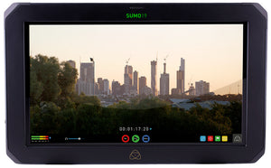 "Atomos Sumo 19"" HDR Monitor with ProRes RAW recording"