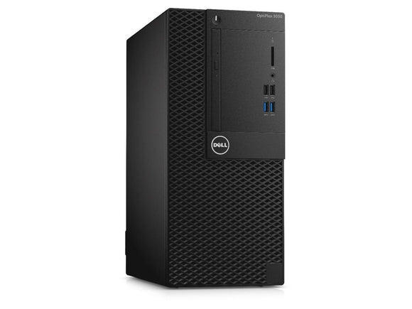 Dell OptiPlex 5070 MT: i5-9500 (4.4GHz), 8GB (1X8GB) 2666MHz DDR4, 1TB 3.5