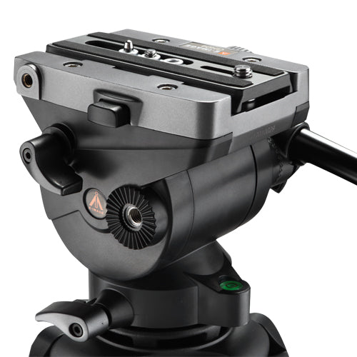 E-Image GH04F Fluid Head Flat base with max.payload 6kgs