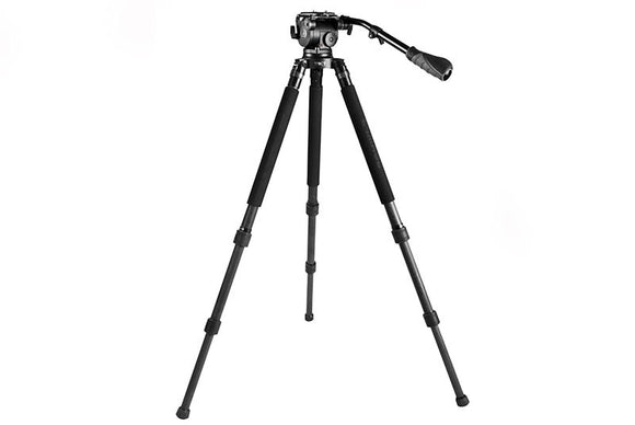 E-Image GH08L+770CT Video Tripod Kit GH08L head & 770CT legs
