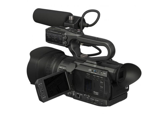 JVC GY-HM250E (GYHM250E) 4K/HD/SD Camera with Live Streaming & Broadcast Graphics