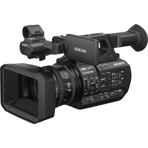 Sony PXW-Z190 (PXWZ190) 4K 3CMOS 4K Camcorder with 25x Zoom