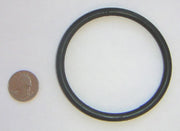 "3"" Black Rubber Ring"