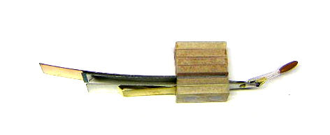 Stern Flipper Leaf Switch - Single Contact